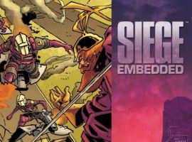 Siege: Embedded (2010) #2 (2ND PRINTING VARIANT)