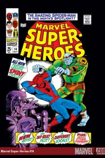 Marvel Super-Heroes (1967) #14