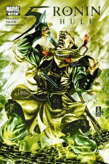 5 Ronin (2010) #2 (BROOKS COVER)