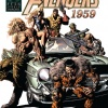 New Avengers #10 (2011) cover by Mike Deodato Jr.