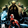 Ultimate Comics Spider-Man #155 cover by Oliver Colpel, Mark, Morales & Laura Martin