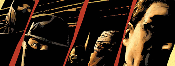 Sneak Peek: Mystery Men #1