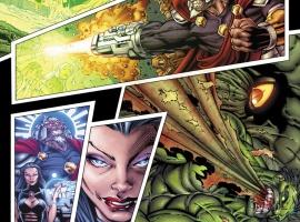 Incredible Hulks #631 preview art by Paul Pelletier