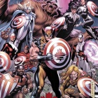 Sneak Peek: Captain America #1 Fan Expo Canada Variant