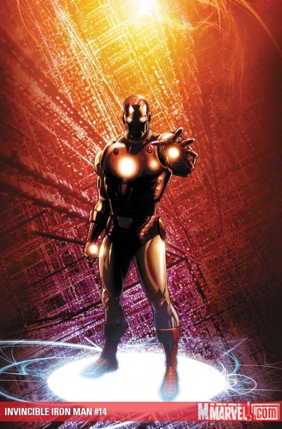Marvel App: Get Iron Man Issues for 99 Cents