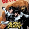 Alpha Flight teaser by Leinil Francis Yu
