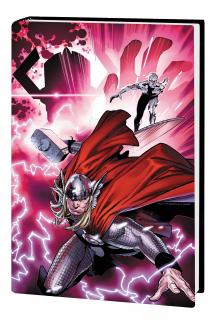 The Mighty Thor: Galactus Seed (Hardcover)