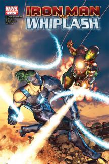 Iron Man Vs. Whiplash #1