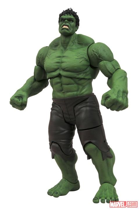 Final Diamond Select Avengers figures revealed!