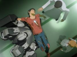 Screenshot from Iron Man: Armored Adventures Season 2, Vol. 1