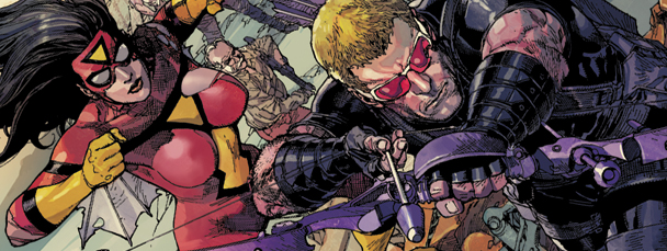 Marvel Comics App: Latest Titles 12/5/12