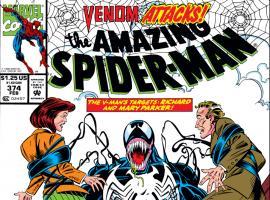 Amazing Spider-Man (1963) #374 Cover