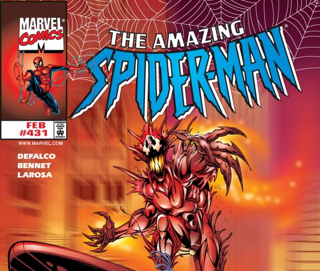 Amazing Spider-Man (1963) #431 Cover