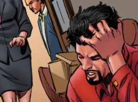 Marvel AR: Iron Man #17 Cover Recap