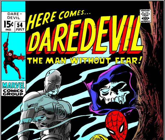 Daredevil (1963) #54