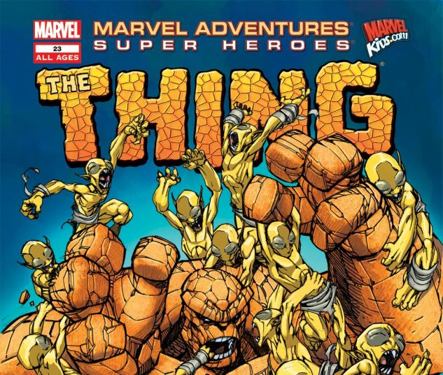 MARVEL ADVENTURES SUPER HEROES (2010) #23