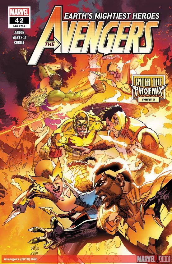 Avengers (2018) #42