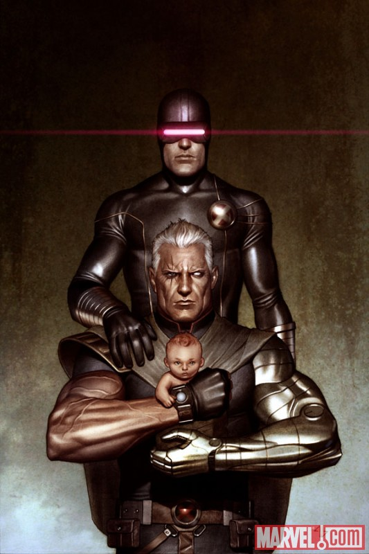 Image Featuring Cable, Cyclops