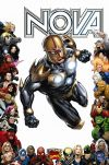 Nova (2007) #28 (70TH FRAME VARIANT)