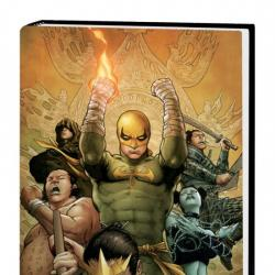 Immortal Iron Fist Vol. 5: Escape from the Eighth City (2009 - Present)