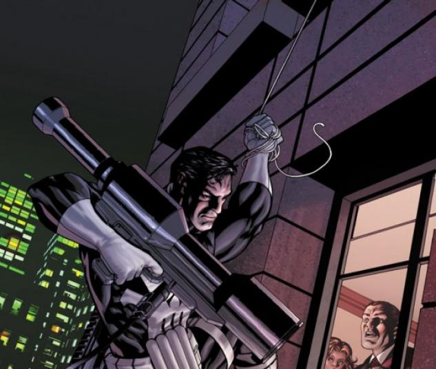 PUNISHER #4 variant cover by Mike McKone