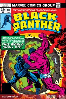 Black Panther (1976) #10