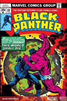 Black Panther (1976) #10