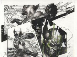 ASTONISHING X-MEN preview art by Simone Bianchi