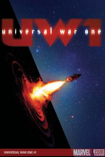 Universal War One (2008) #1