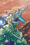 Starjammers (2004) #1