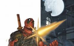 CABLE & DEADPOOL (2003) #5 COVER