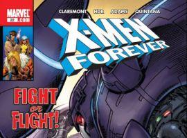 X-MEN FOREVER #22 Cover by Tom Grummett