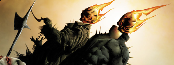 Image Featuring Ghost Rider (Johnny Blaze)