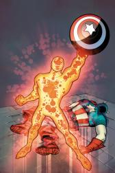 Captain America &amp; the Korvac Saga #3 