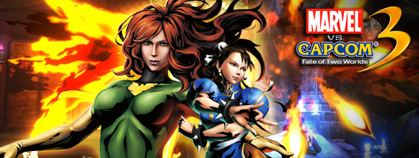 MvC3 Showdown: Phoenix vs. Chun-Li