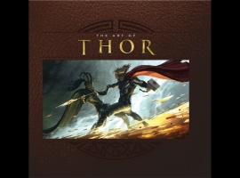 The Art of Thor cover