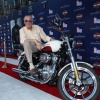 Stan Lee at the Captain America: The First Avenger world premiere