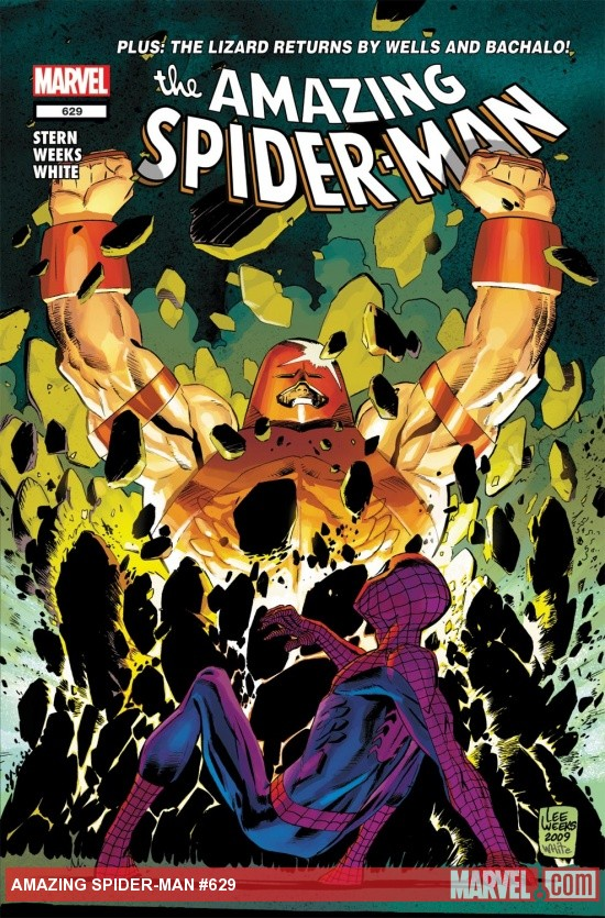 Amazing Spider-Man (1999) #629