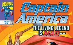 Captain America (1998) #5