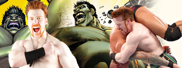 Fightin' Fanboys: WWE Superstar Sheamus