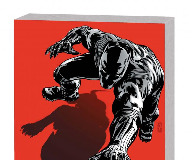 Black Panther: The Most Dangerous Man Alive - The Kingpin of Wakanda TPB