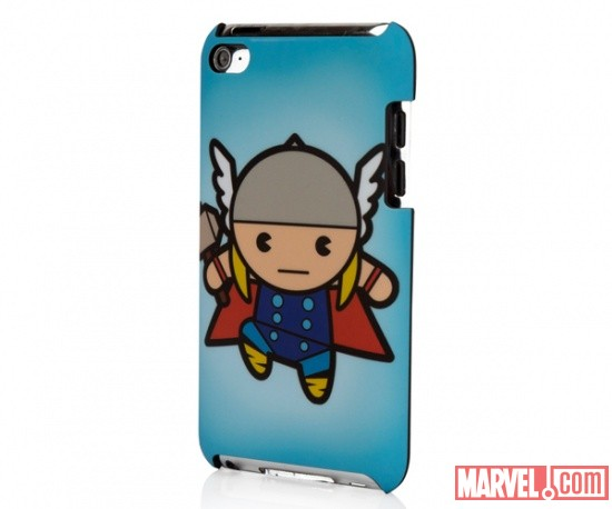 iPod touch 4 Marvel Kawaii Line - Thor