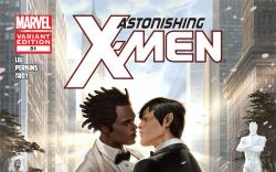 ASTONISHING X-MEN #51 Variant!
