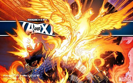 Avengers VS X-Men (2012) #5