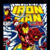 Iron Man (1968) #297 Cover