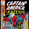 Captain America (1968) #137 Cover