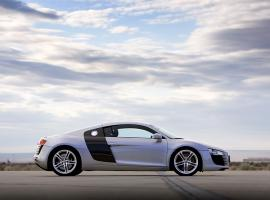 The Audi R8 Coupe from Marvel's Iron Man