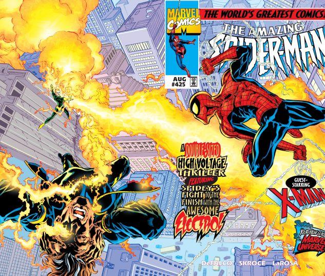 Amazing Spider-Man (1963) #425 Cover