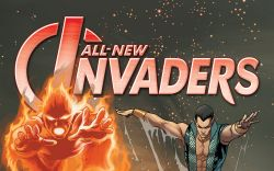 ALL-NEW INVADERS 2 LARROCA VARIANT (ANMN, WITH DIGITAL CODE)