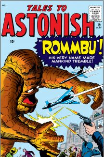 Tales to Astonish (1959) #19
